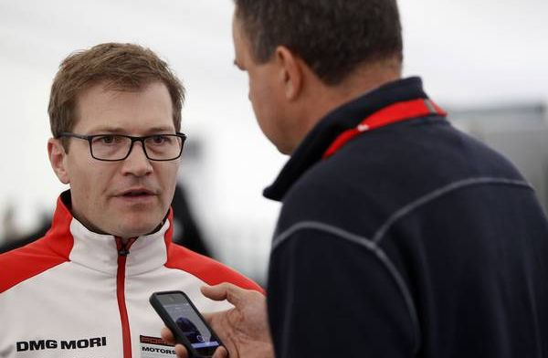 McLaren appoint Andreas Seidl as new boss