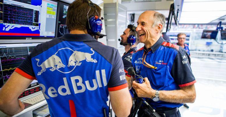 Goed nieuws in geval van slecht nieuws bij Toro Rosso: Crashtest geslaagd!