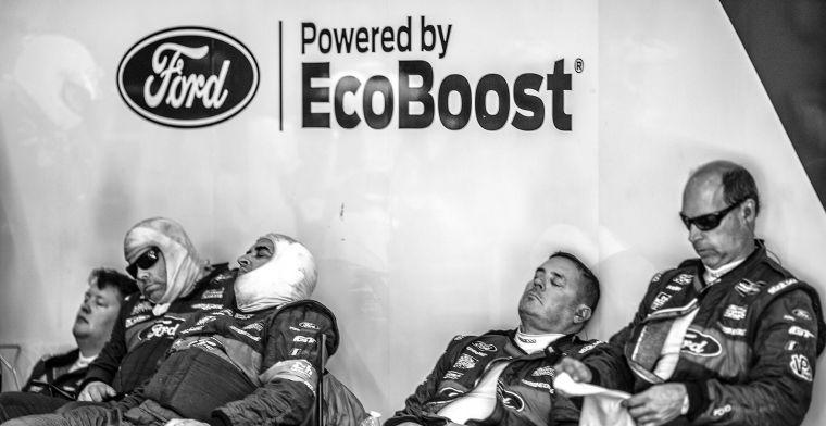 Ford ziet wel wat in Formule E: Of iets met hybride-motoren...