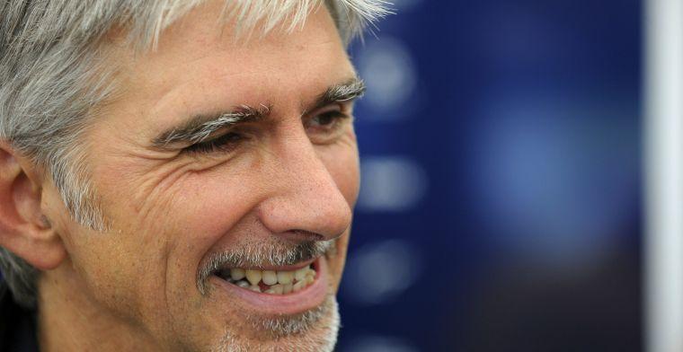 Damon Hill in opspraak op social media: Valt teambaas aan en promoot Iran