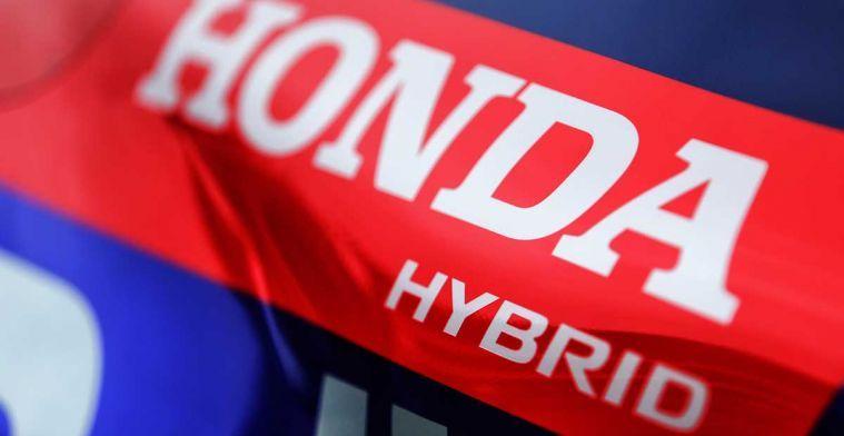 Honda reageert op uitspraken Marko: Pas in Barcelona duidelijkheid over trilling