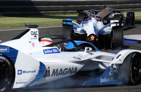 Jerome d'Ambrosio wins dramatic E-Prix after BMW drama