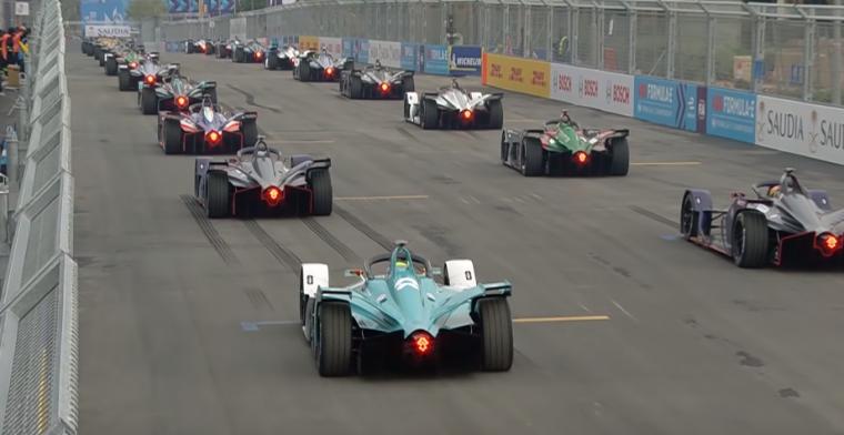 D'Ambrosio wint tweede ePrix in Marokko, tweede plek voor Frijns