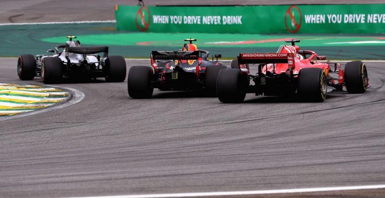 Teams kijken naar wijziging 'rake-opstelling': Heeft Red Bull een streepje voor?