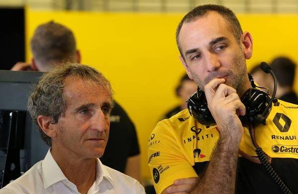 """Renault: """"Afleiding bij topteams door invoering budget cap helpt kleine teams"""""""