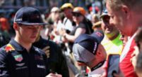 "Image: Verstappen happy with ""interesting"" day with stewards"
