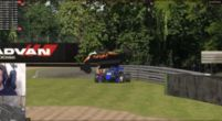 Image: Watch: Frustrated Verstappen crashes into other car in iRacing!