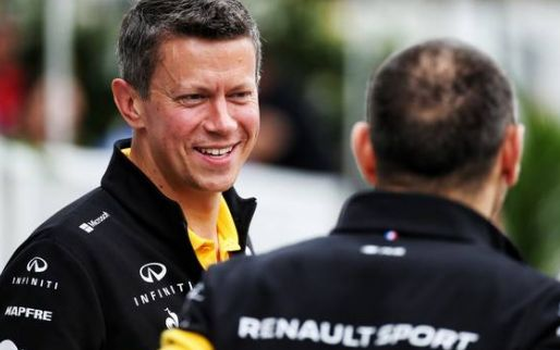 Image: Three years of struggle are over says Renault's Marcin Budkowski