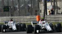 Image: Leclerc a good comparison for Ericsson at Sauber