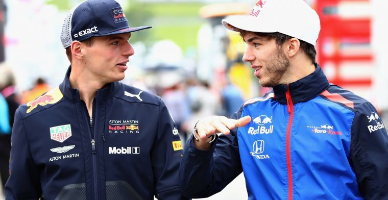 Gasly: I am not here to be the number two driver