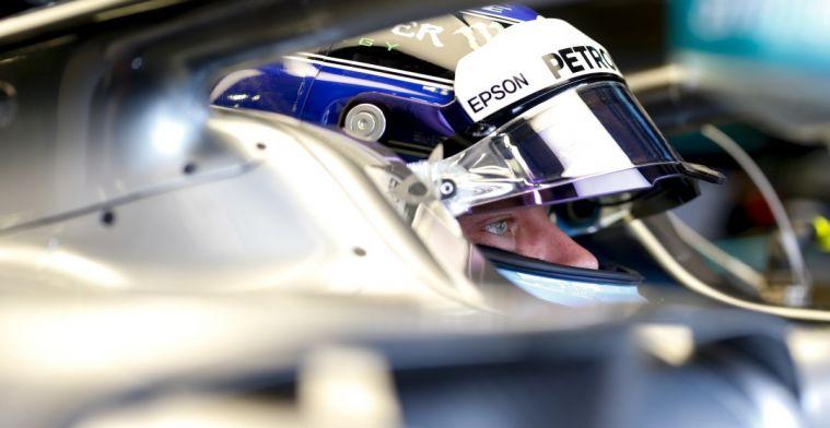 Bottas is er klaar voor: Doel om het beste seizoen uit mijn carrière te rijden