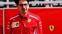 """Afbeelding: Voormalig Ferrari-teambaas: """"Mattia Binotto zal het zwaar krijgen"""""""