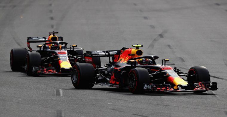 Marko kijkt terug naar Baku: Verstappen had de crash kunnen voorkomen