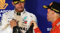 Afbeelding: Hamilton wél of niet op weg naar Ferrari...?