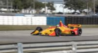 Afbeelding: Strakke video van eerste in-season test IndyCar 2019
