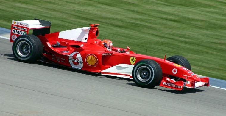 Robert Doornbos: Wat Michael Schumacher allemaal lukte is verschrikkelijk knap