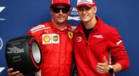 "Image: Binotto describes ""emotional"" Mick Schumacher signing"