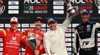Afbeelding: Vettel en Schumacher verliezen in de finale van de Race of Champions