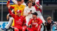 Afbeelding: Sebastian Vettel en Schumacher een garantie voor succes in de Race of Champions