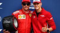 "Image: Vettel believes Mick Schumacher will be a ""future star"""