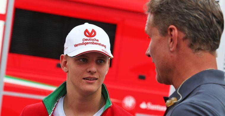 Alesi over Mick Schumacher: In veel opzichten is hij een kopie van zijn vader