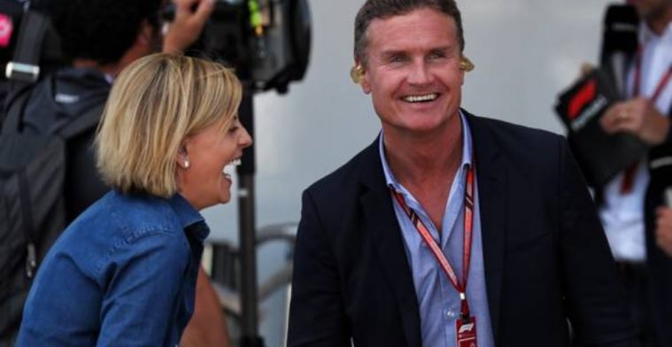 How did Schumacher help David Coulthard at the 1996 Monaco Grand Prix