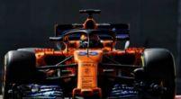 Image: Carlos Sainz 'impressed' by McLaren MCLE design