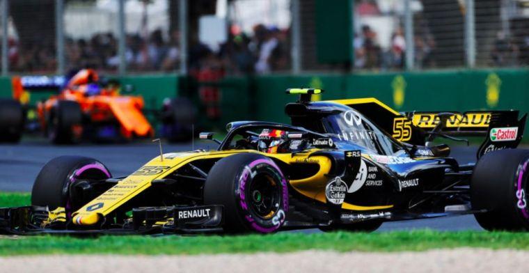 Super sneak peak: Renault show small detail of Ricciardo's car!