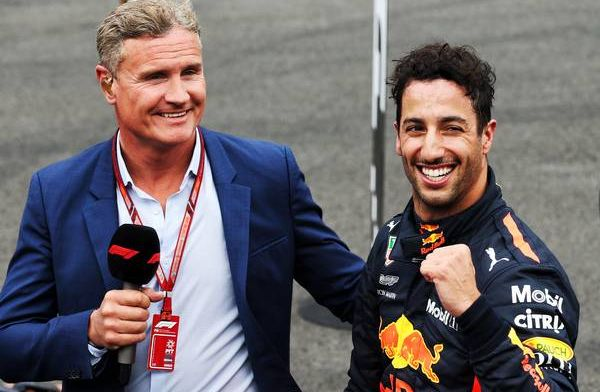 Coulthard gives hint about Channel 4's F1 coverage in 2019