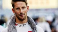 Image: Grosjean claims that Haas are 'getting better and better'