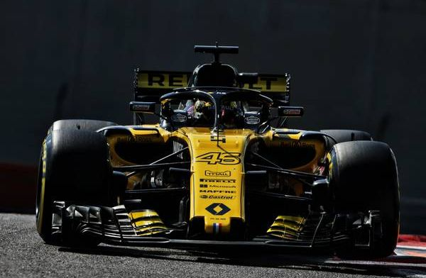 Renault's brand-new car design bar one component