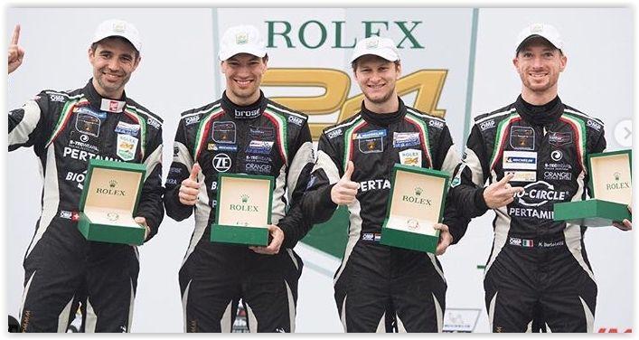 Dubbele Nederlandse glorie in 24u Daytona: ook Breukers winnaar