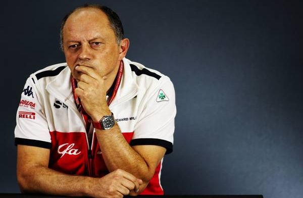 Real work at Sauber starts now - Vasseur