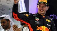 "Image: ""Verstappen is maturing, but he's still got his natural speed!"" - Brawn"