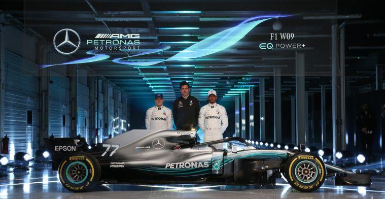 Datum Presentatie Mercedes W10 Is Bekend Gpblog