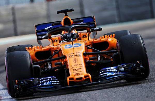 "Sainz ""eager to start"" McLaren tests"