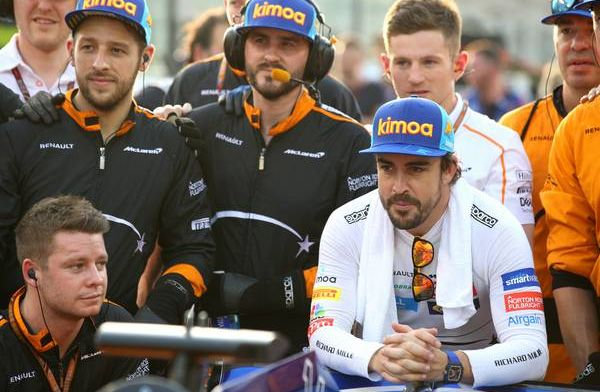 Alonso reportedly set for McLaren test