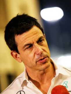 Image: Toto Wolff on why Mercedes are better than Ferrari