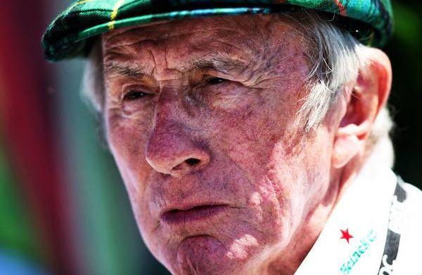 Jackie Stewart calls Lewis Hamilton a 'lucky boy' regarding his F1 success