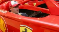 Afbeelding: Mick Schumacher bezoekt museum ter ere van vader Michael Schumacher