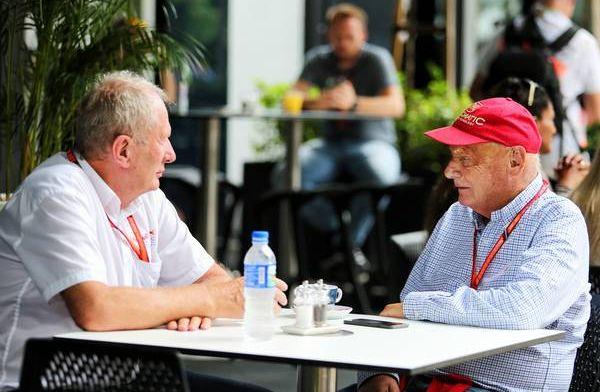"""""""Lauda still has a long way to go"""" says Marko"""