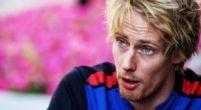 Image: Brendon Hartley to be simulator driver for Ferrari