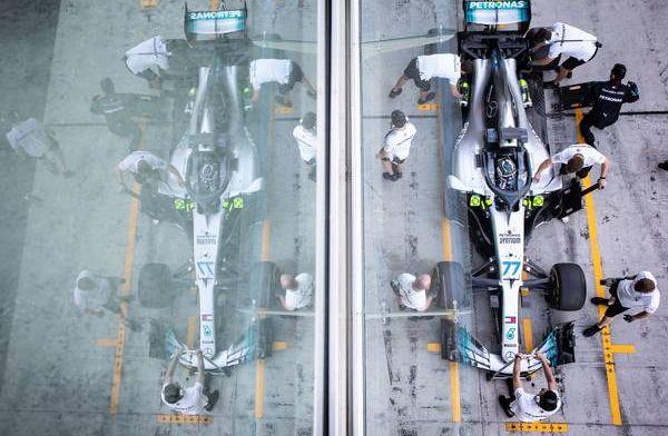 Mercedes teases radical new Formula 1 livery
