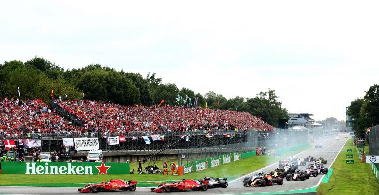 Gian Carlo Minardi: Problemen rondom Monza zijn van serieuze aard