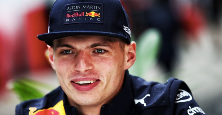 Verstappen shows us his gym routine ahead of 2019 season