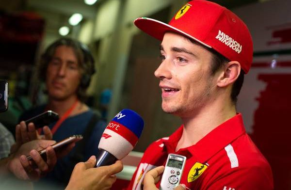 Leclerc must not be 'impatient' says manager Nicolas Todt