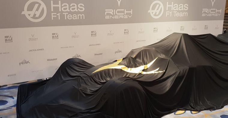 LIVESTREAM: Haas F1 Team onthult de nieuwe livery voor de VF-19
