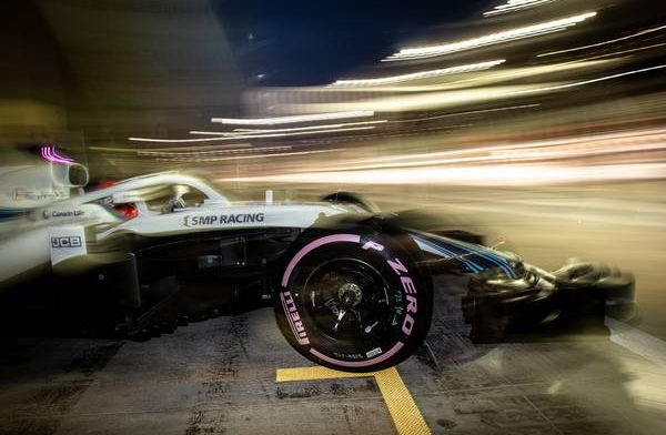 Williams reveal date for livery launch