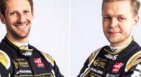 Afbeelding: Grosjean en Magnussen tonen nieuwe 'look' voor 2019