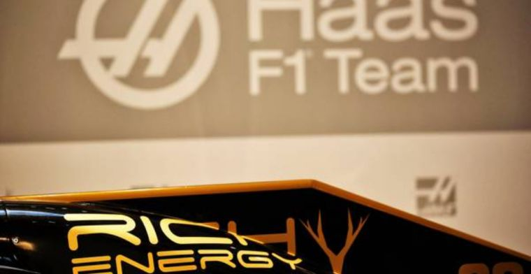 Rich Energy say Haas are vastly superior to rivals